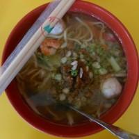 Xiao Liuqiu and a Seafood Medley
