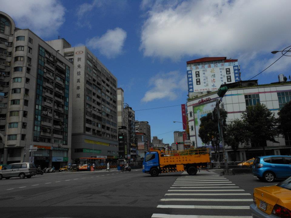 Downtown Taipei
