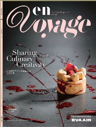 En Voyage Cover November 2014