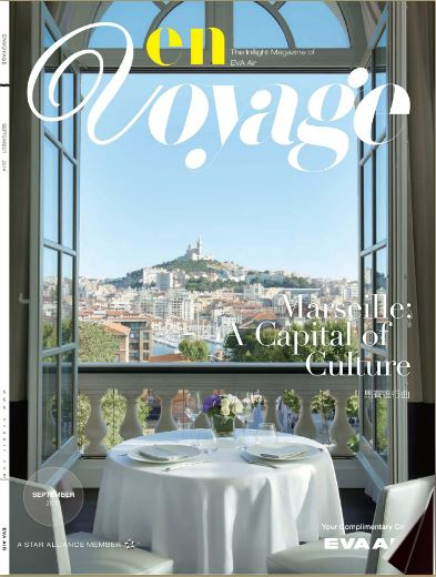 En Voyage Cover September 2014
