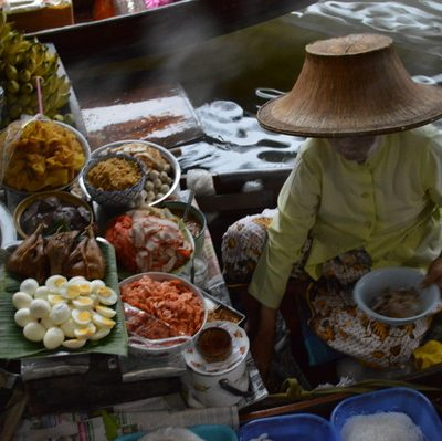 A Photo Essay of Thai Street Markets