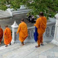 Life Lessons at Wat Po Monastery