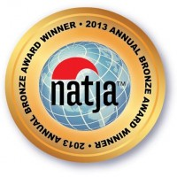 Bronze Award: NATJA Travel Media Competition!
